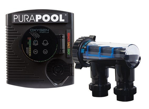 Oxygen Minerale - Leading Freshwater Pool Product - Purapool