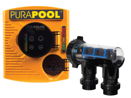 PURACHLOR® GOLD residential chlorinator for large swimming pools