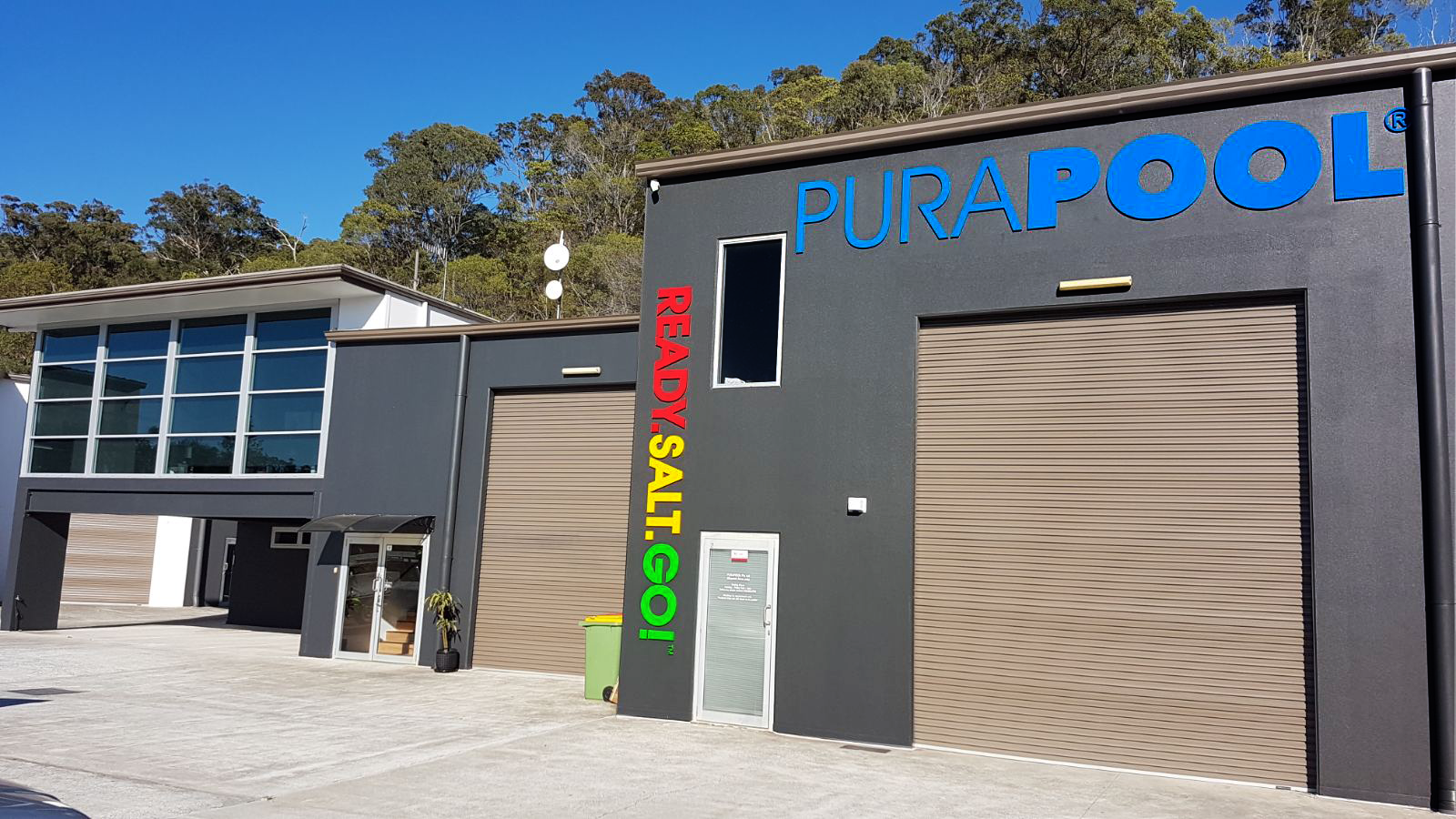Purapool Manufacturing Factory located at 2/76 Township Dr, Burleigh Heads QLD 4219