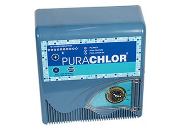 The Purachlor Classic is one of our original chlorinators