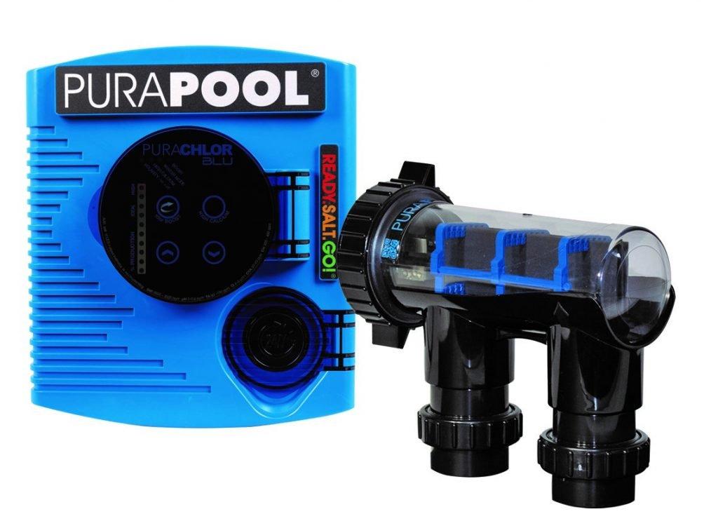 purachlor blu the best salt water chlorinator in Australia