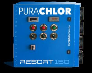Purachlor® RESORT 150 Series Salt Water Chlorinator
