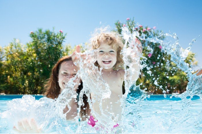 your family deserves to know the difference between a mineral pool vs salt water pool